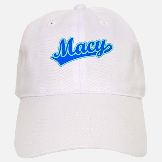 Retro Macy (Blue) Hat
