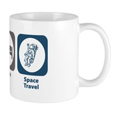 Eat Sleep Space Travel Mug