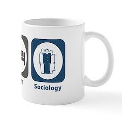 Eat Sleep Sociology Mug