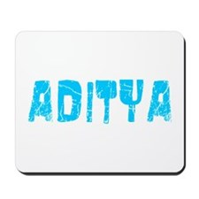 Aditya Faded (Blue) Mousepad