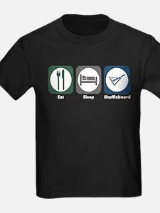 Eat Sleep Shuffleboard T