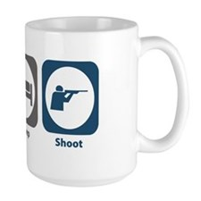 Eat Sleep Shoot Mug