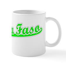 Retro Burkina Faso (Green) Mug