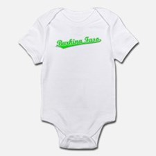 Retro Burkina Faso (Green) Infant Bodysuit
