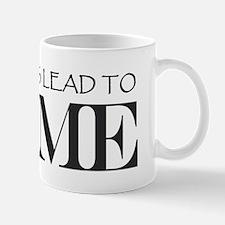 Show Me the Way to Rome Mug