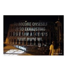 Jenny Holzer Postcards (Package of 8)