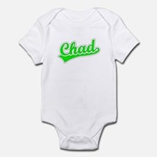 Retro Chad (Green) Infant Bodysuit