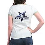Black Projects Gear Jr. Ringer T-Shirt