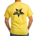 Black Projects Gear Yellow T-Shirt