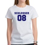 Schlosser 08 Women's T-Shirt