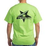 Black Projects Gear Green T-Shirt