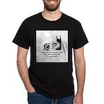 Sleep Under Quilt - Dreams an Dark T-Shirt
