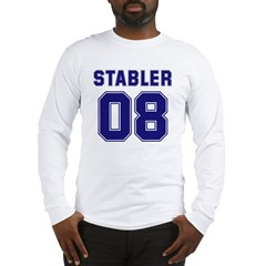 Stabler 08 Long Sleeve T-Shirt