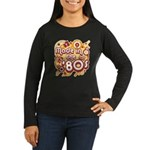 Made In The 80s Women's Long Sleeve Dark T-Shirt