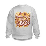 Made In The 80s Kids Sweatshirt