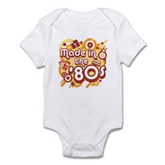 Made In The 80s Infant Bodysuit