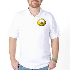 Goofy Sad Face T-Shirt