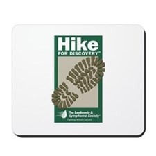 Hike for Discovery Mousepad