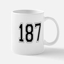 187 Mug