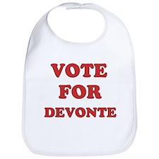 Vote for DEVONTE Bib