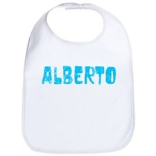 Alberto Faded (Blue) Bib