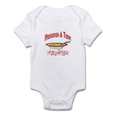 Hummus A Tune Infant Bodysuit