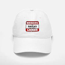 Bagel LICKER Baseball Baseball Cap