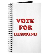Vote for DESMOND Journal