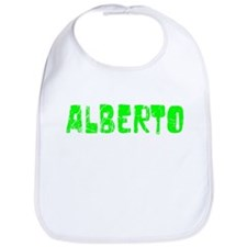 Alberto Faded (Green) Bib