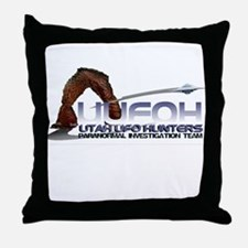 UUFOH TEAM GEAR Throw Pillow