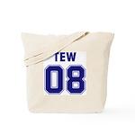 Tew 08 Tote Bag