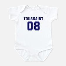 Toussaint 08 Infant Bodysuit