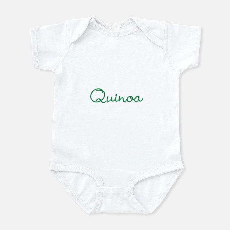 Quinoa - Vegan - Infant Bodysuit
