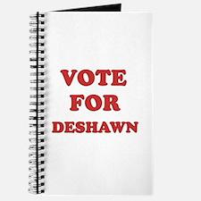Vote for DESHAWN Journal