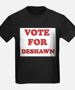 Vote for DESHAWN T
