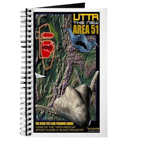 NEW UTTR Area 51 Journal