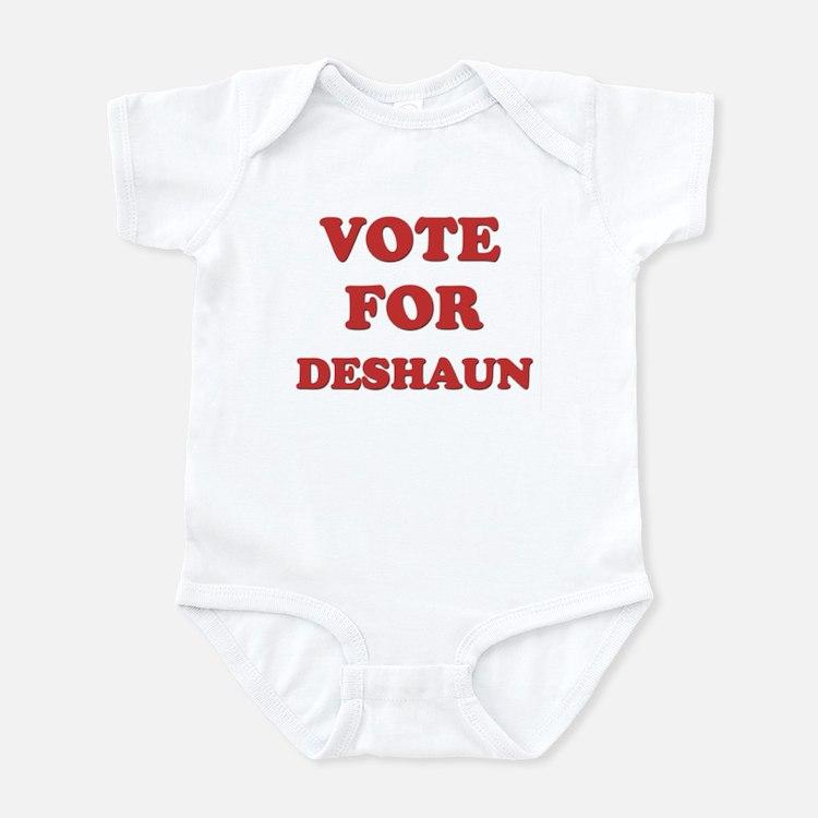 Vote for DESHAUN Infant Bodysuit