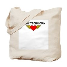 X-Ray Technician Tote Bag