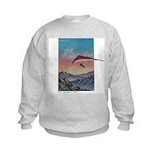 Unique Gliding Sweatshirt