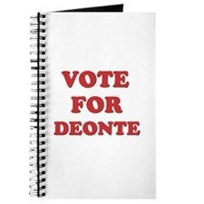 Vote for DEONTE Journal