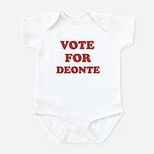 Vote for DEONTE Infant Bodysuit