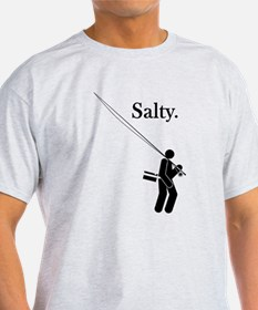 """Salty Flyrodder"" T-Shirt"