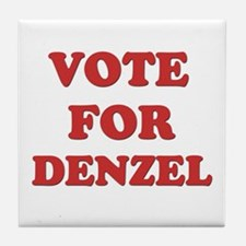Vote for DENZEL Tile Coaster