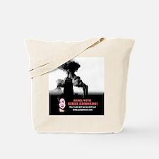 Rebel With Sibel! Tote Bag
