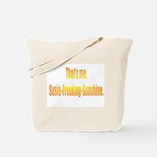 Susie-Freaking-Sunshine Tote Bag