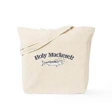 1328 Holy Mackeral Tote Bag