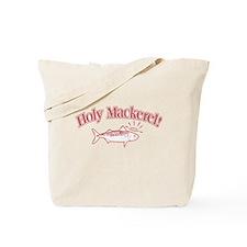 1324 Holy Mackeral Tote Bag