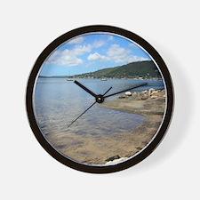 Brisbane Waters, NSW Wall Clock