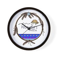 Pasquesa's Wetu Wall Clock