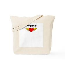 Typist Tote Bag